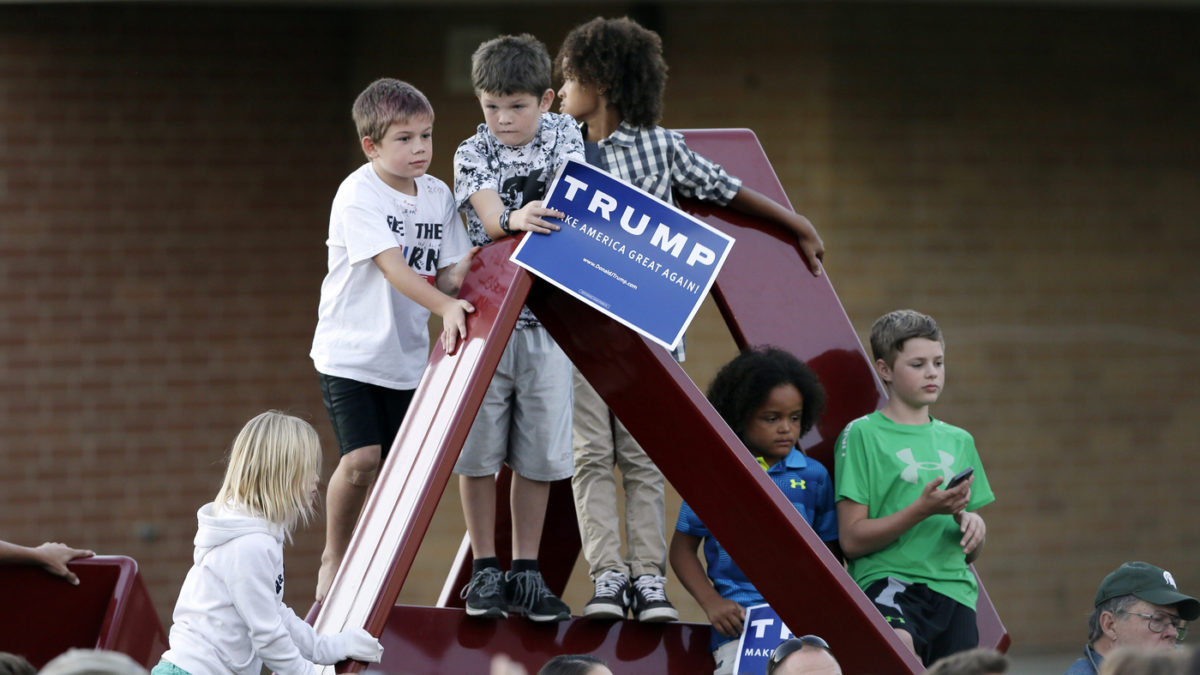 SPLC survey: Presidential campaign leading to widespread fear, bullying in schools | Southern Poverty Law Center